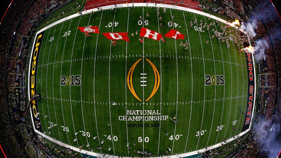 Atlanta to host College Football Playoff in 2018; Santa ...