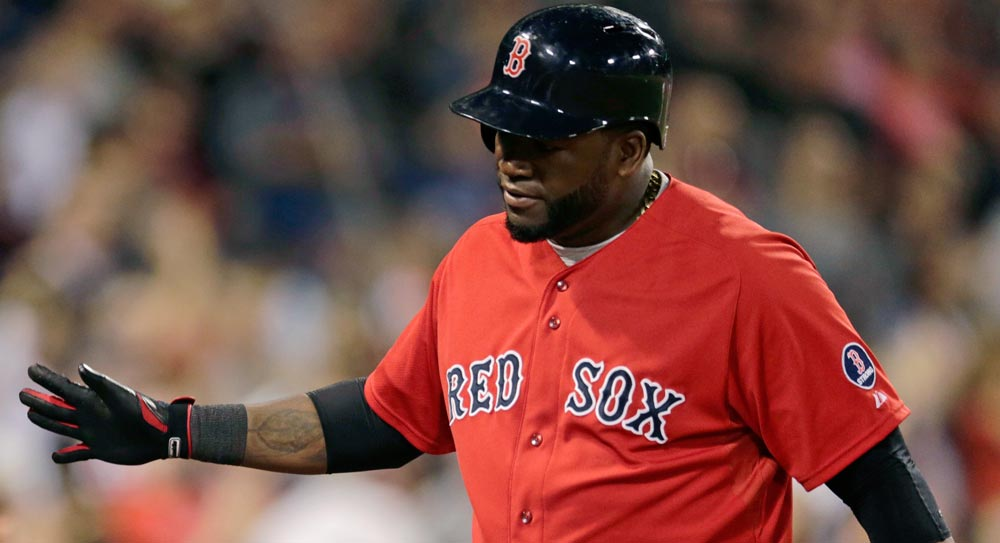 Full Slates -- Red Sox, Rockies play 5