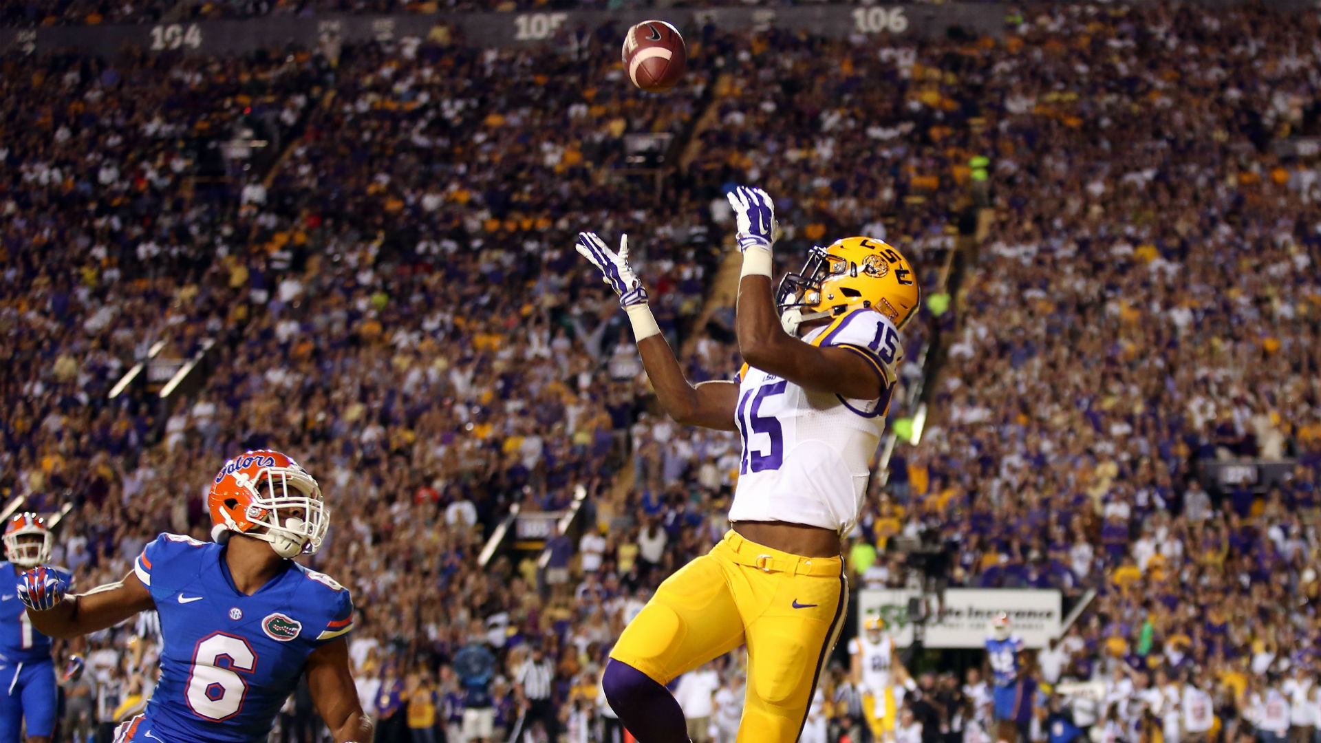 college football schedule this week lsu alabama odds