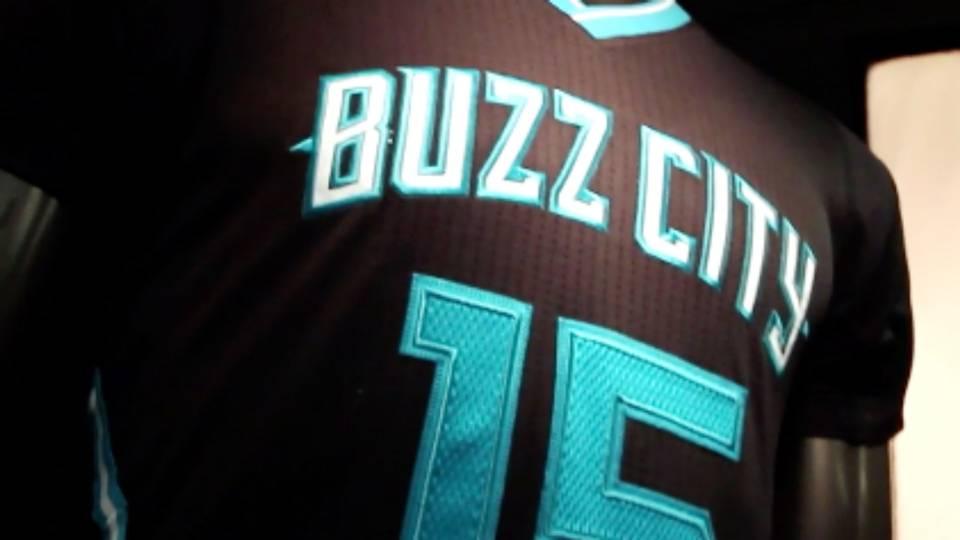Hornets unveil new  Buzz City  uniforms · NBA af488ff9b