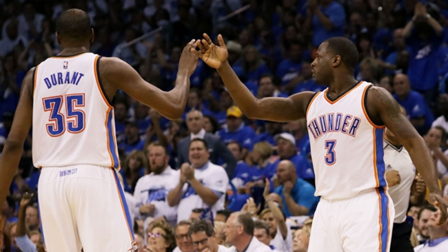 Kevin-Durant-Dion-Waiters-052316-getty-ftr