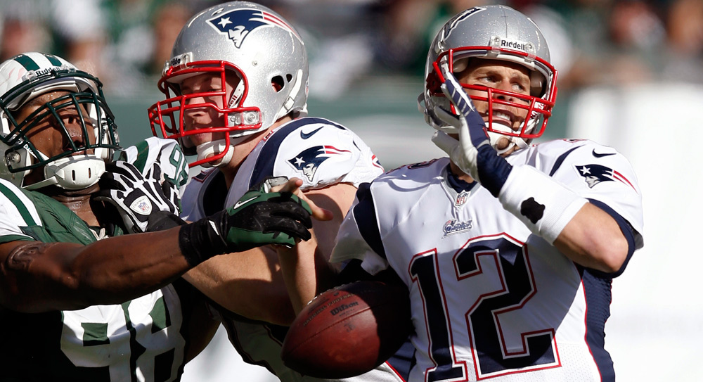 Fantasy Football Freakout: Patriots QB Tom Brady