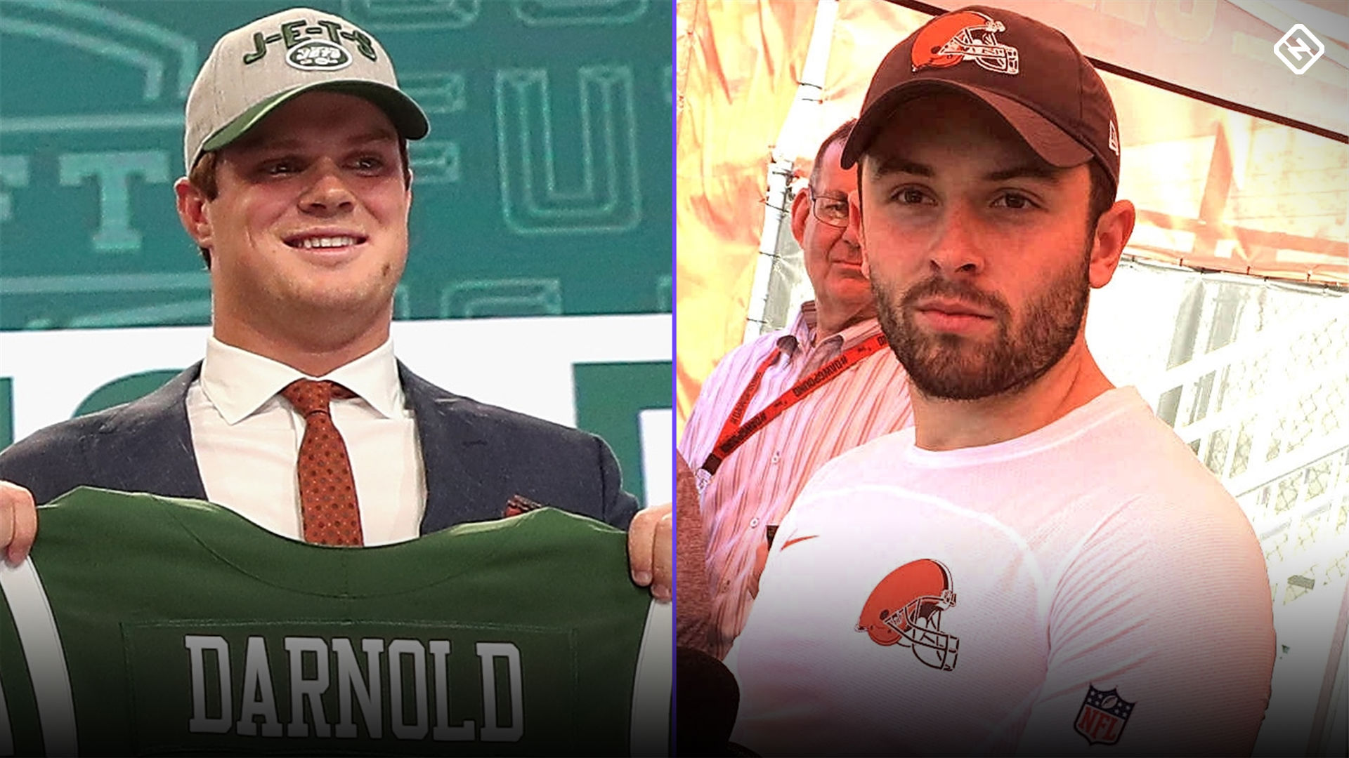 Busting myth that Darnold, Mayfield, other franchise QBs should sit as rookies