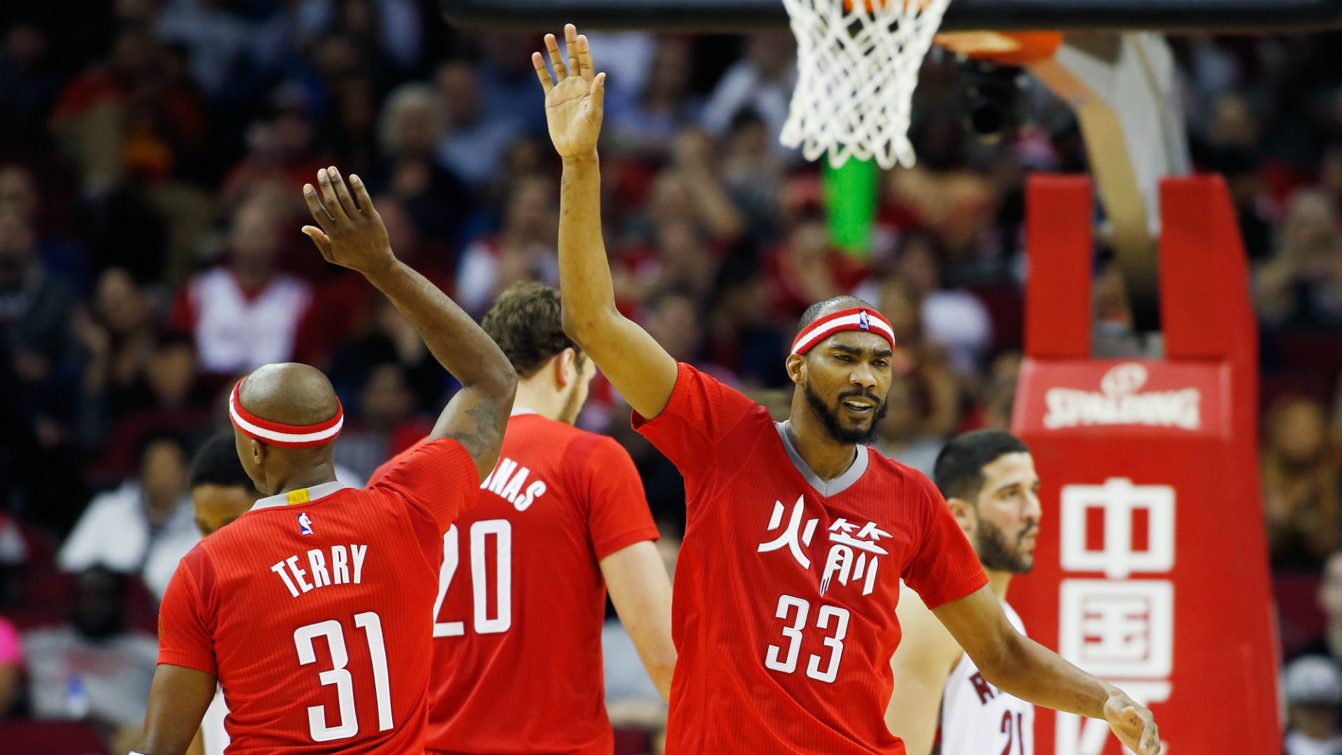 Rockets have more depth than many (Mark Cuban) want to admit