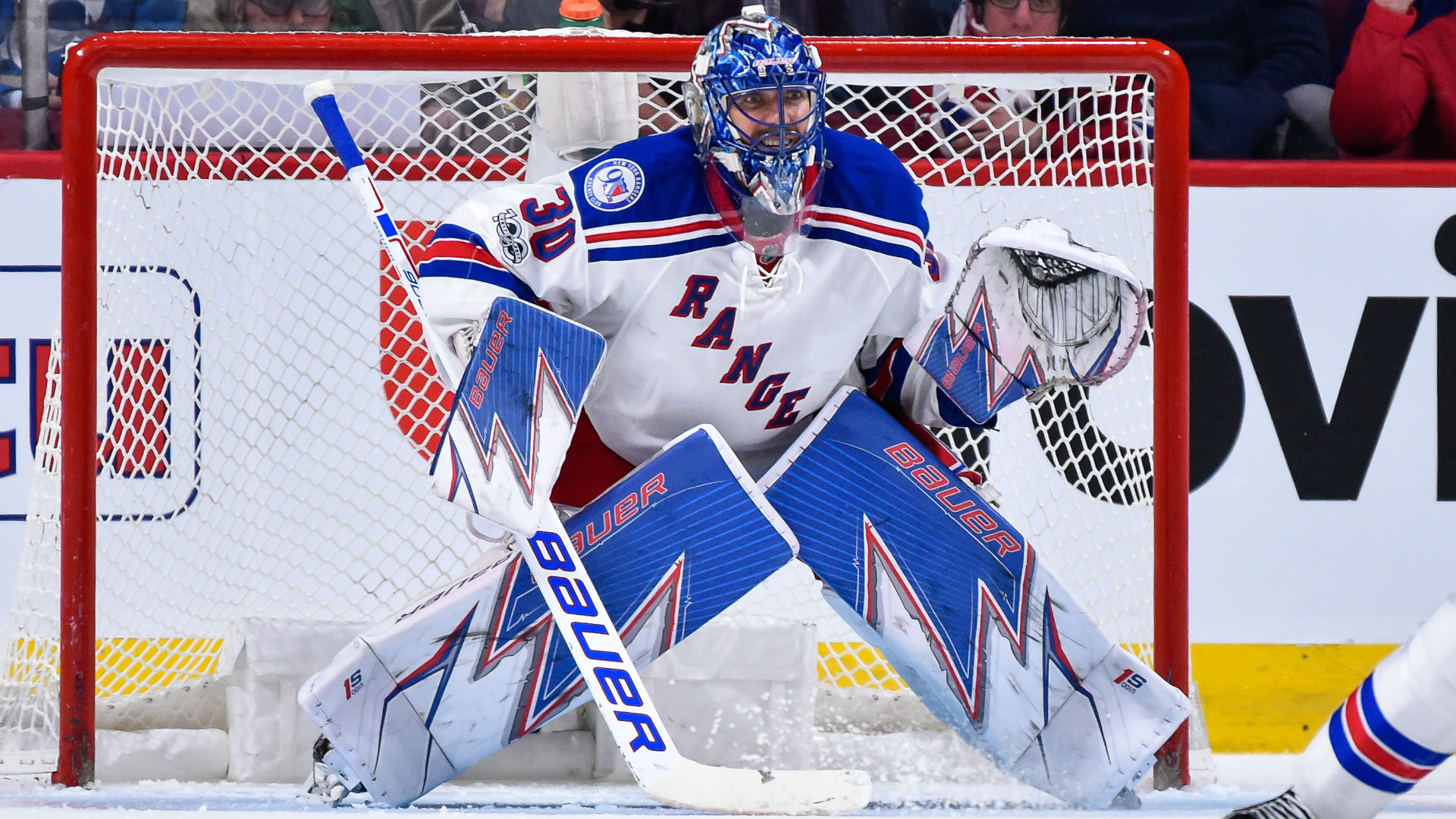 Henrik lundqvist goalie wallpaper