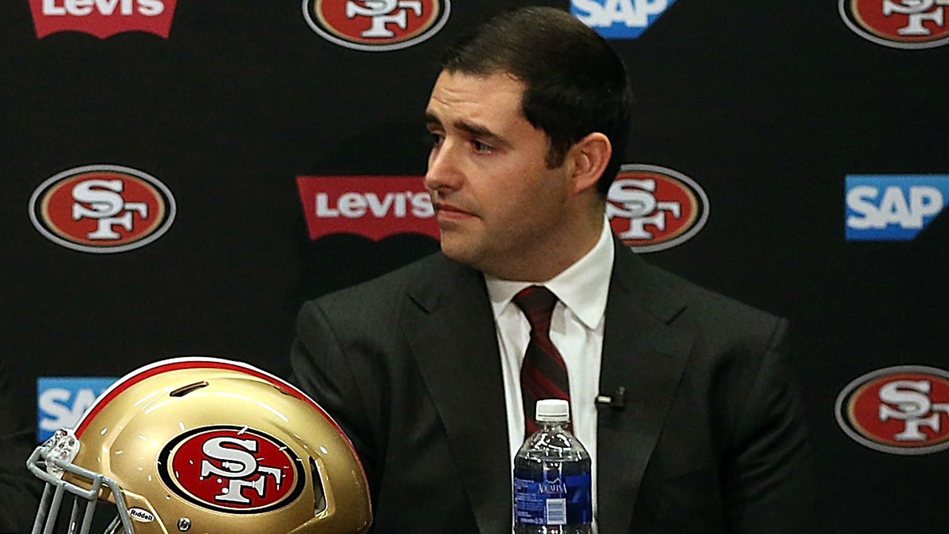 49ers Players on Board With York's Plan to Build 'winning Culture'