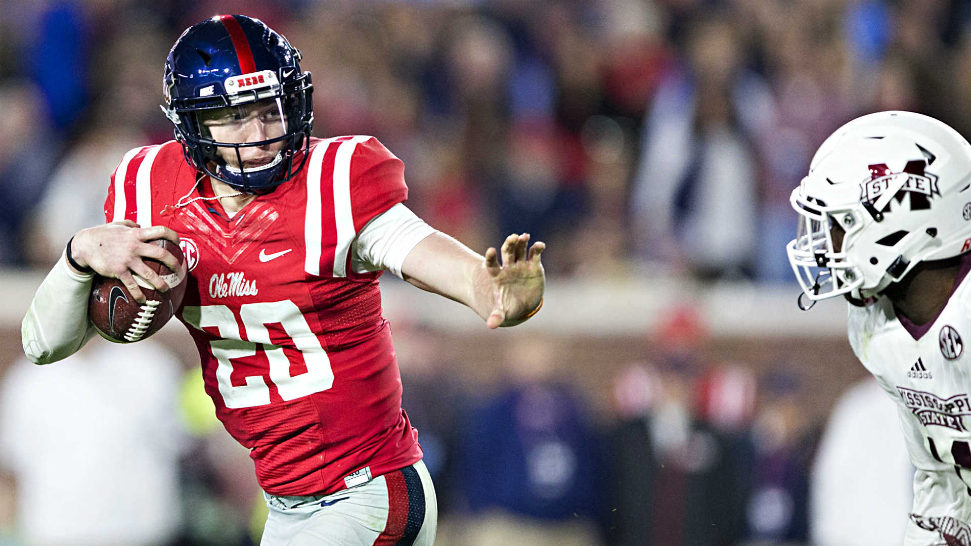 Ole Miss objects to Michigan QB Shea Patterson's waiver appeal