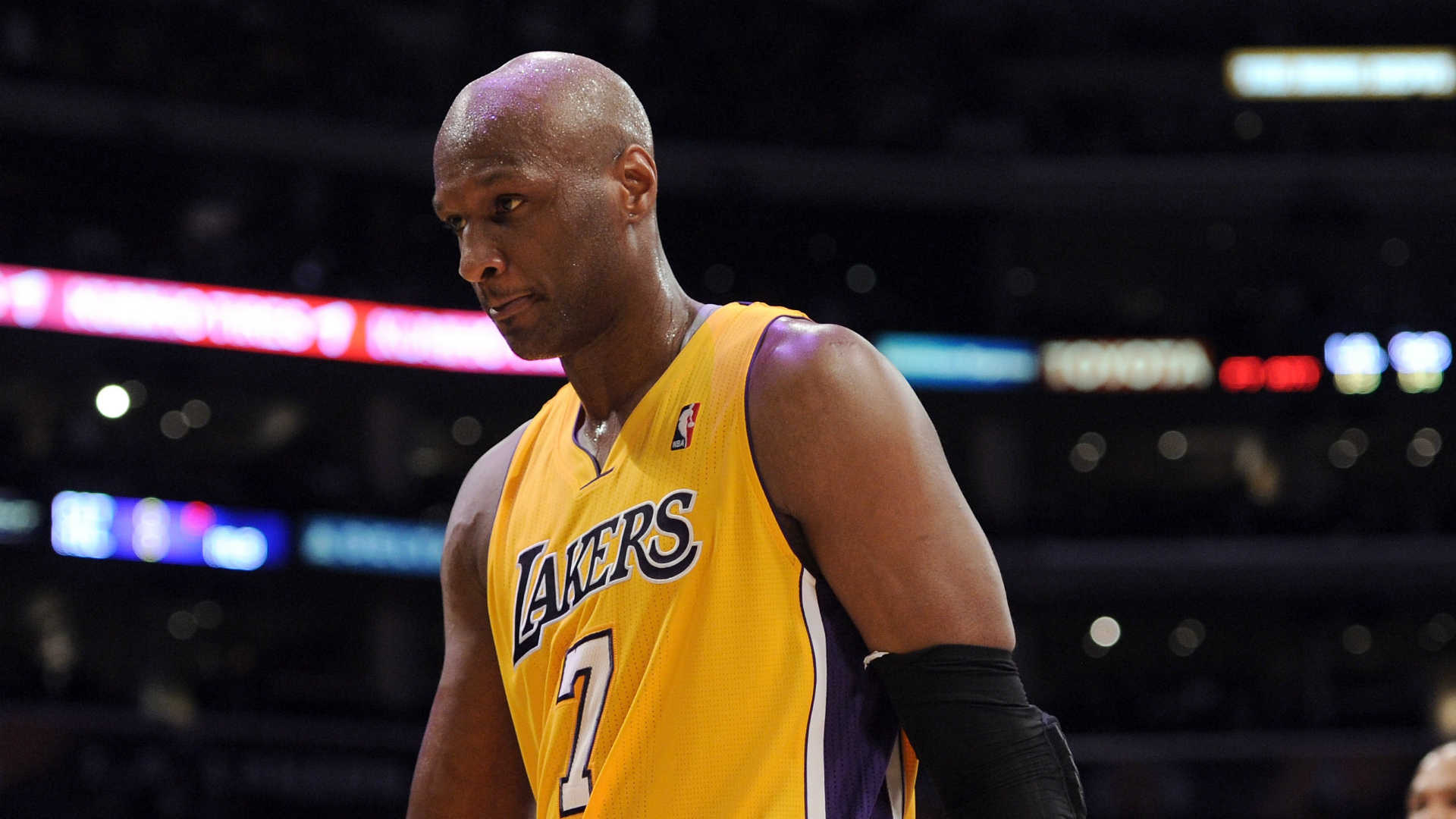 Lamar Odom Says Trade From Lakers