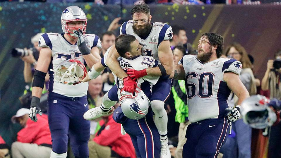Image result for tom brady sb 51