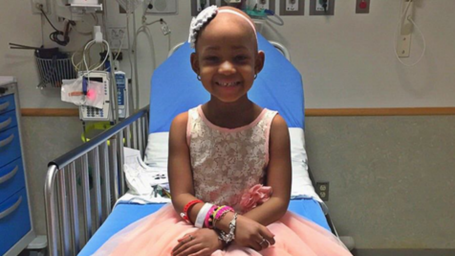 Leah Still's cancer remains in remission after radiation treatment