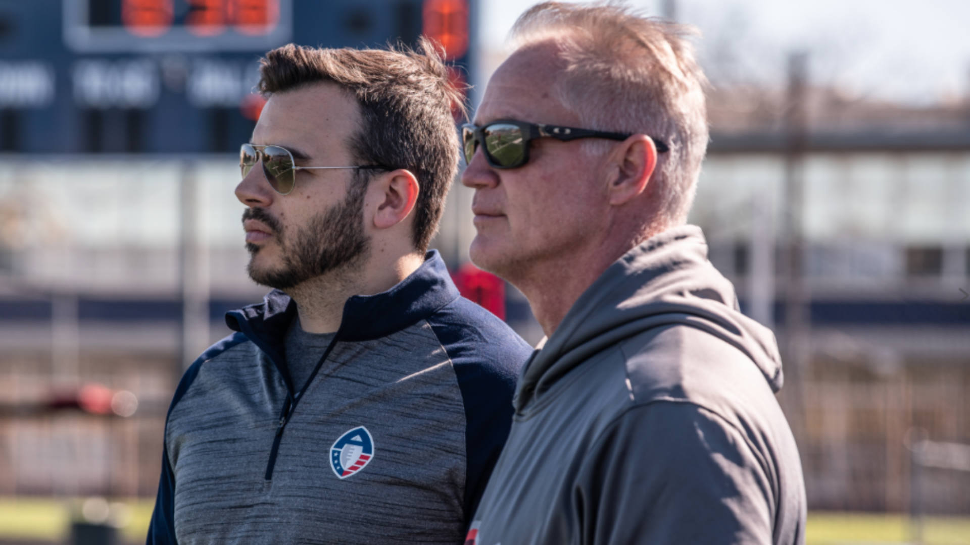 AAF's Charlie Ebersol: 'We wouldn't be doing this' if we thought it would fail