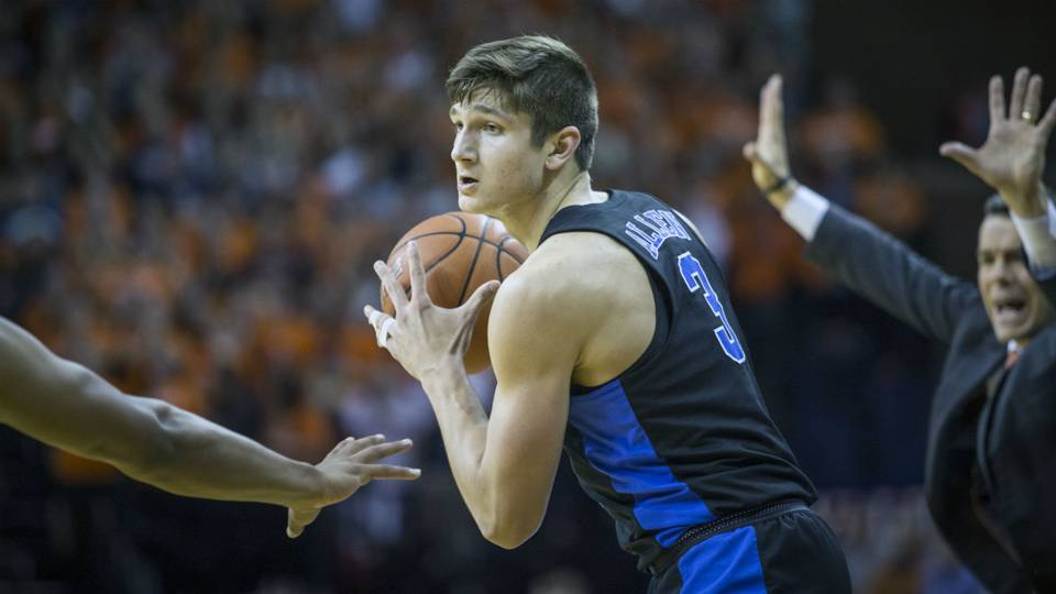 Ncaa Basketball News Scores Rankings: Preseason College Basketball Rankings: Duke Tops First AP