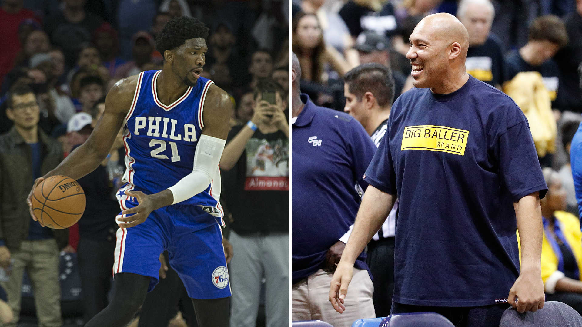 LaVar Ball Fires Back At Joel Embiid: 'You're Dumb & Injury Prone'