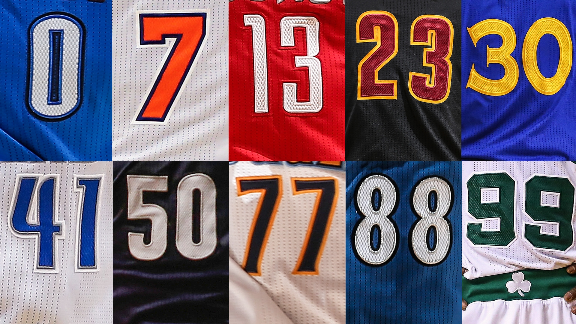 lucky basketball jersey numbers