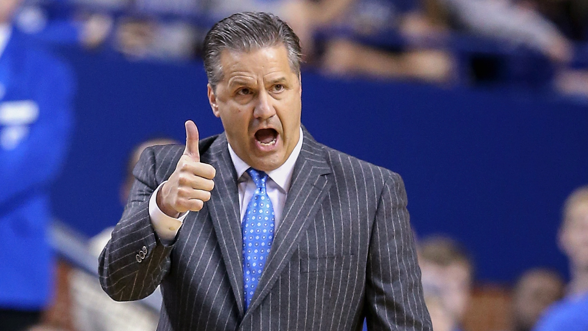John Calipari: John Calipari's Ownership Of Kentucky-Louisville Rivalry