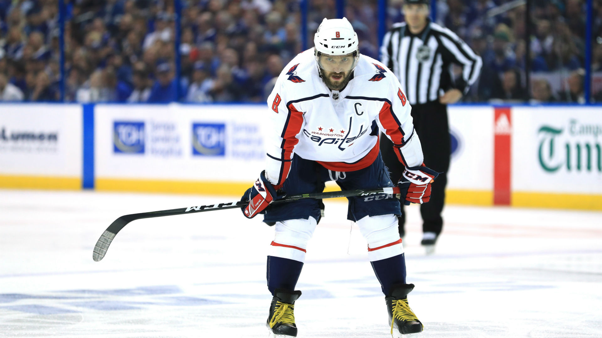 NHL Playoffs 2018 Alex Ovechkin Capitals To Play Hockey Not Pool Party And In Casino Vegas