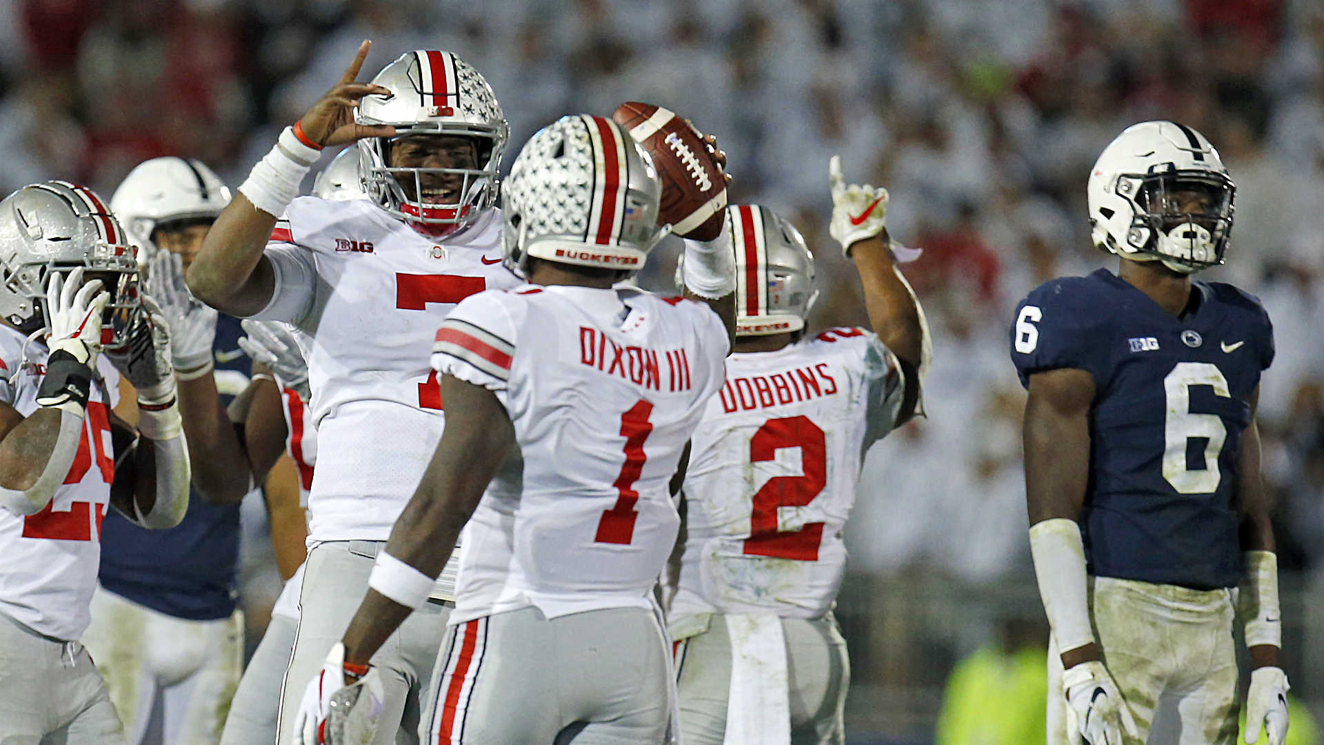 Week 6 bowl projections: Clemson or Ohio State better bet to face Bama?