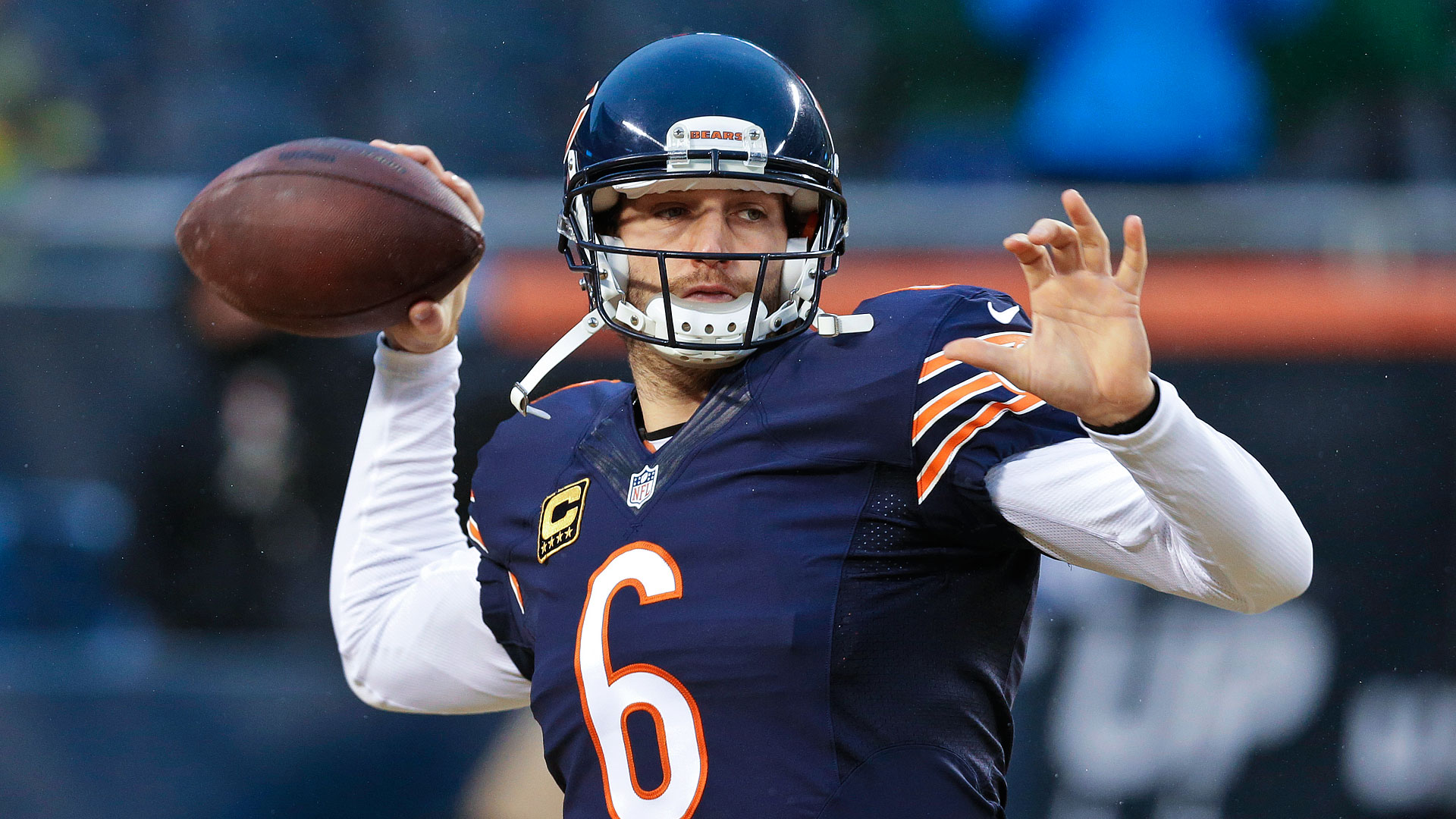 Jay Cutler Wants To Play For Bears But Will They Keep Him