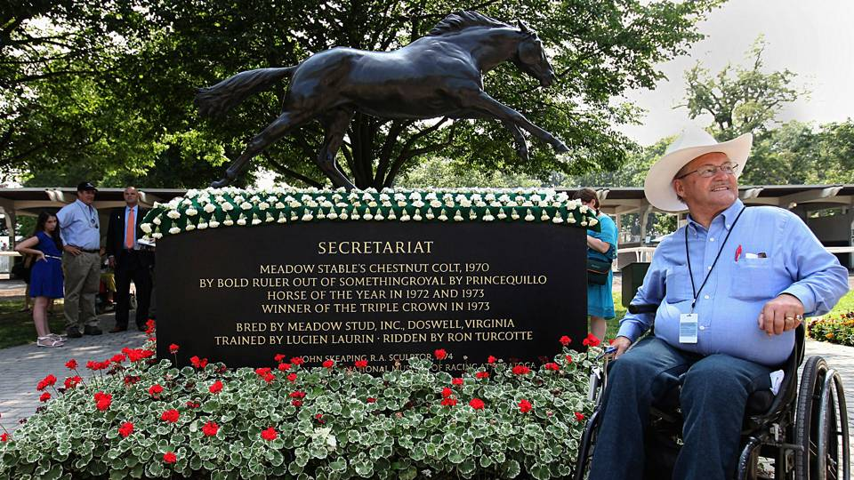 Secretariat Jockey Would Have Retired Had He Lost 1973