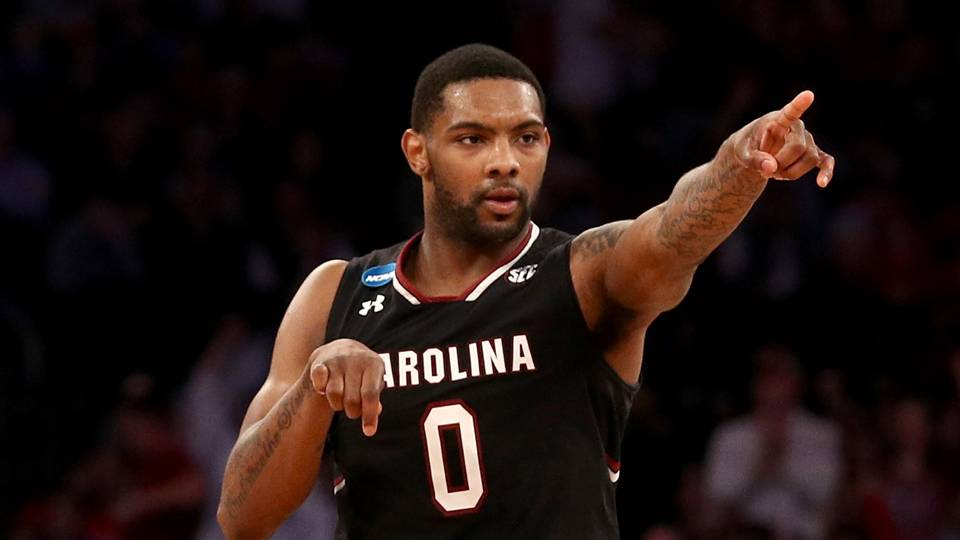 Sindarius Thornwell South Carolina FTR