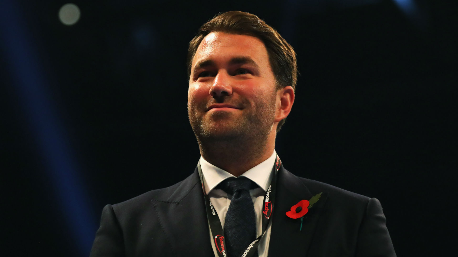 Eddie Hearn talks billion-dollar boxing deal between Matchroom, Perform