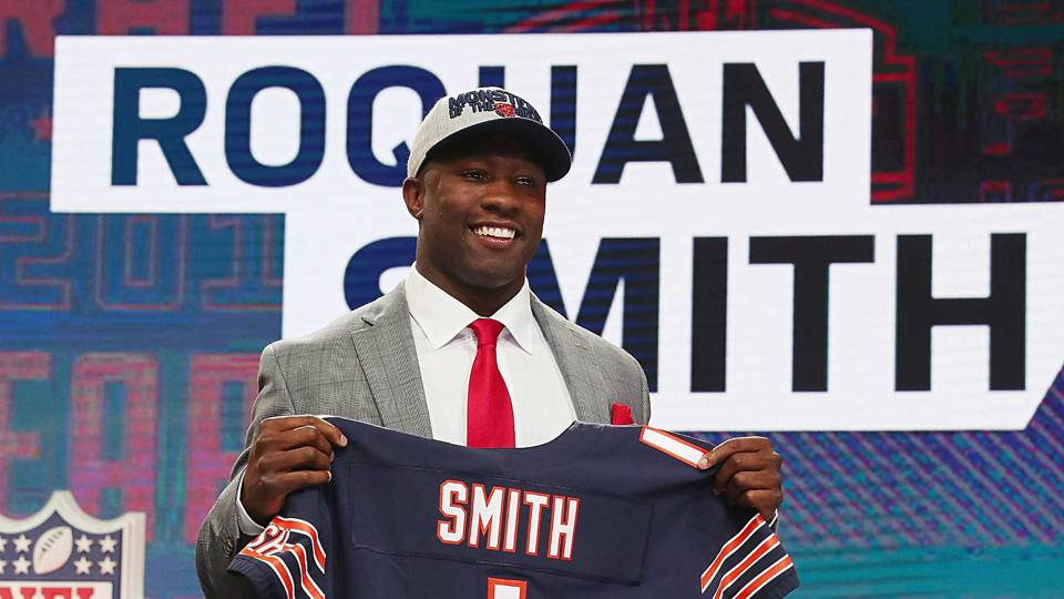 NFL Draft  Five best bets for 2018 defensive rookie of the year ... 72922332a0d