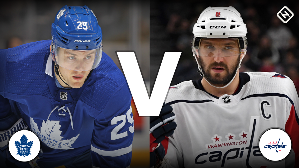 Capitals vs. Maple Leafs  Time 5b85893c846