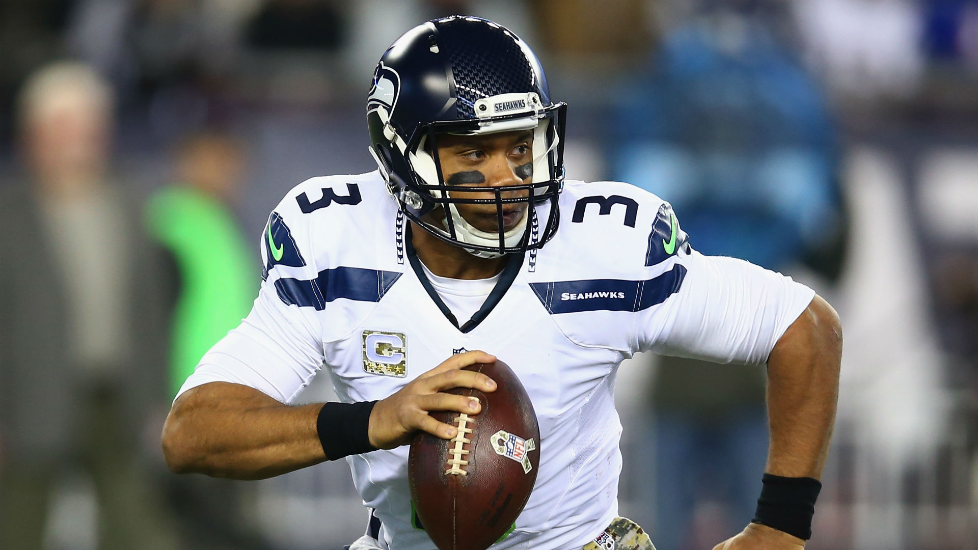 Seahawks find some balance, toughness in win over Patriots