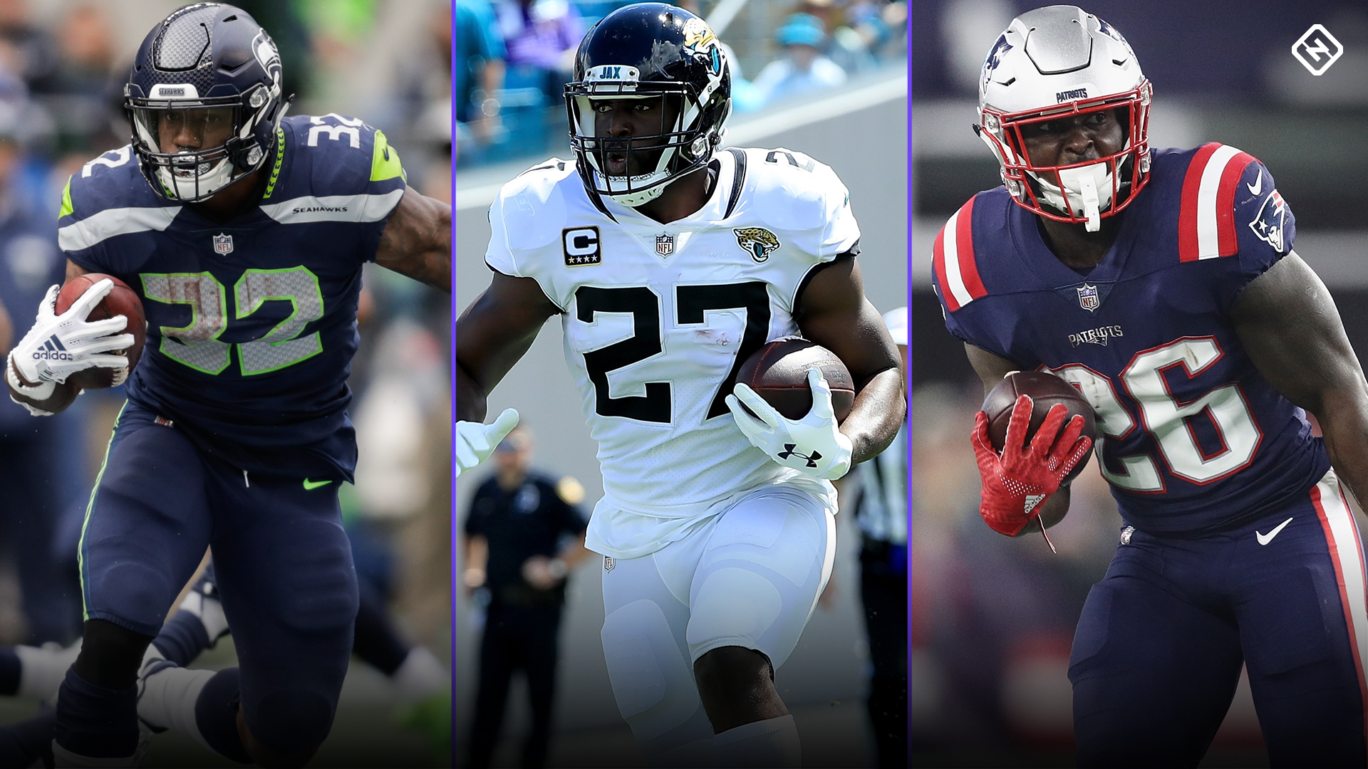 Fantasy Injury Updates: Chris Carson, Leonard Fournette, Sony Michel, more affecting Week 10 RB rankings
