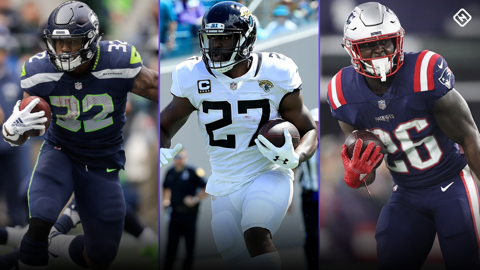 Fantasy Injury Updates Chris Carson Leonard Fournette Sony Michel
