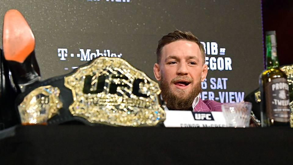 UFC 229: Conor McGregor says genesis of Khabib feud began with UFC 223 incident