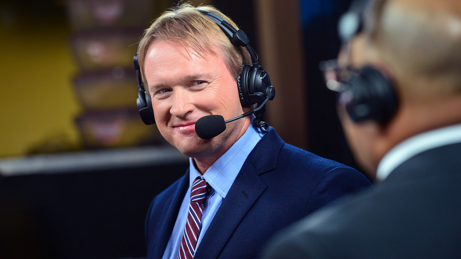 Sean McDonough reminds Jon Gruden he was fired by Tampa Bay during Monday Night Football broadcast