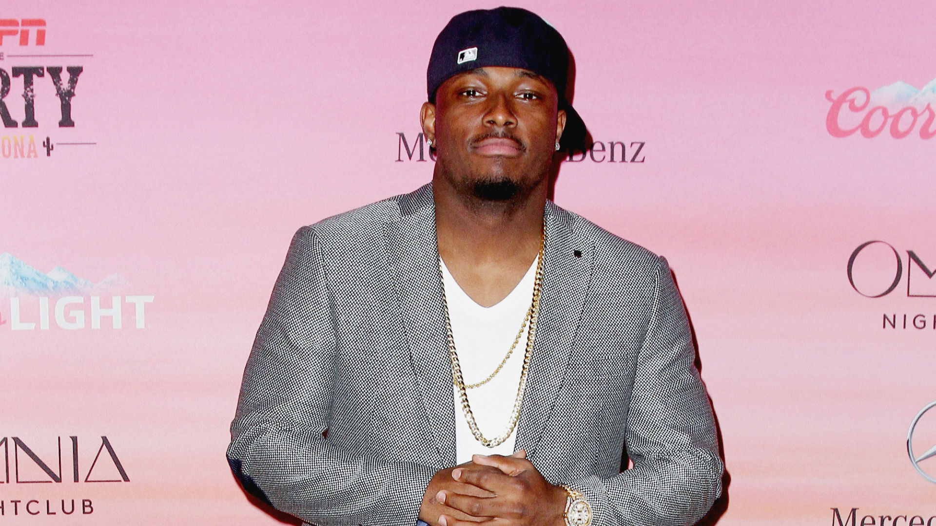 LeSean McCoy on his cancelled 'females only' party: 'There was no big orgy or anything'