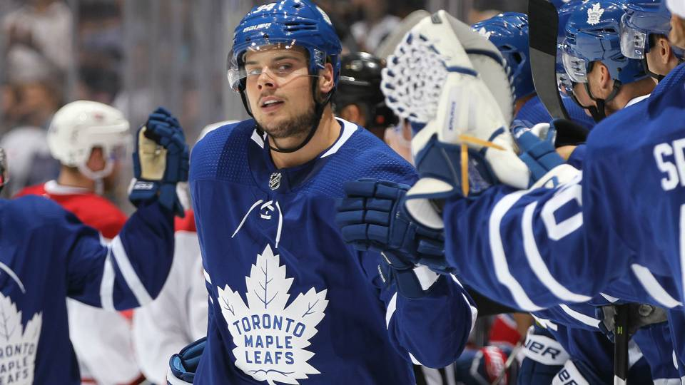 NHL Mixed Bag: Maple Leafs become league's most entertaining team