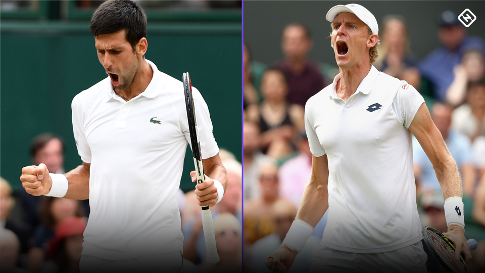 Wimbledon 2018 men's final: Scores, highlights from Novak ...