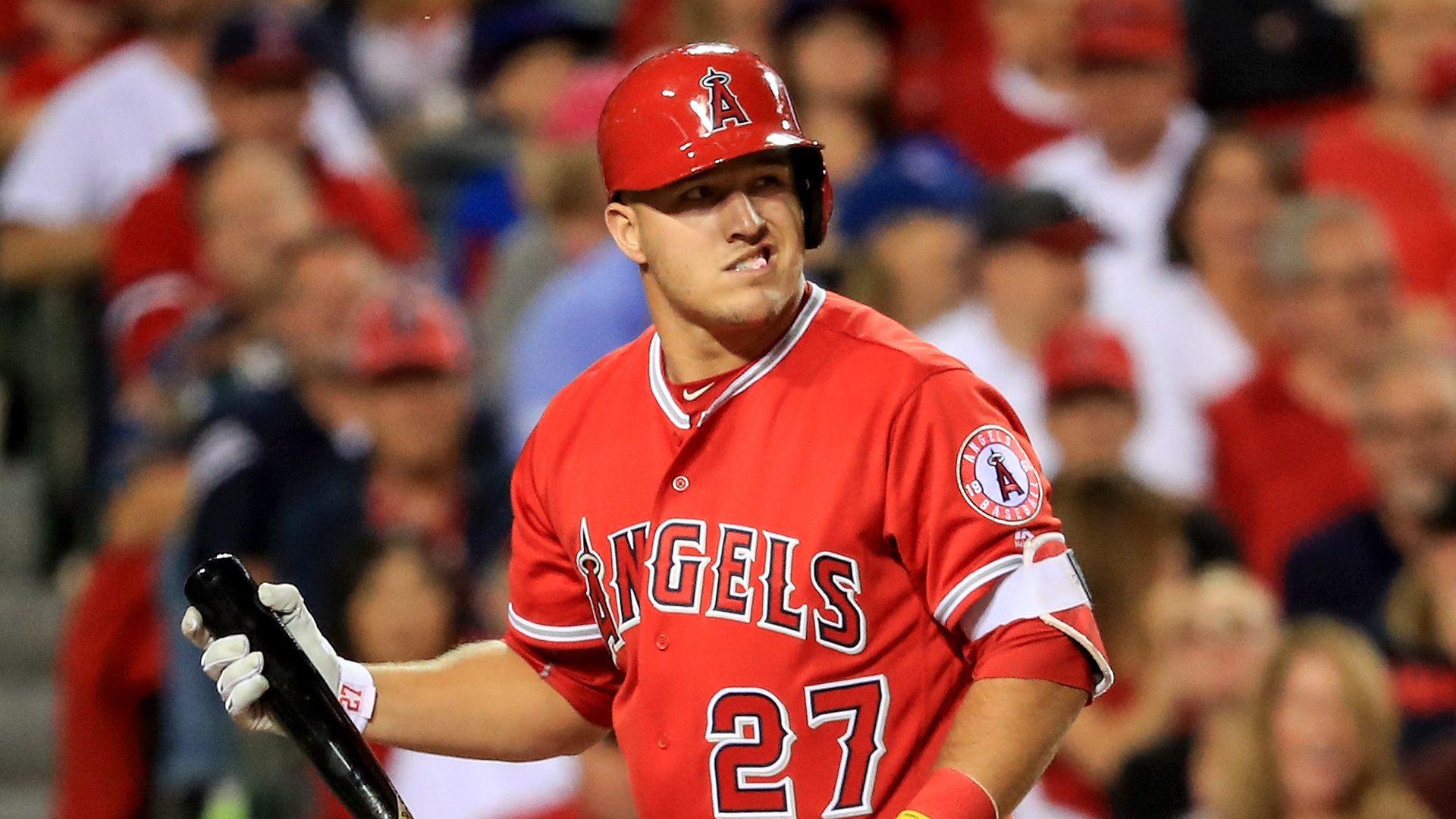 Mike Trout has thumb ligament surgery, likely out 6-8 weeks