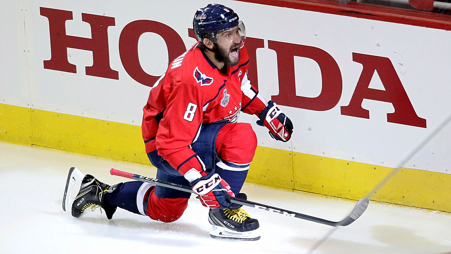 Stanley Cup Final 2018: Alex Ovechkin helps Capitals take ...