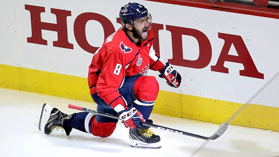 Stanley Cup Final 2018  Alex Ovechkin helps Capitals take Game 3 ... 342c5e2c699