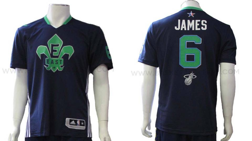 2014 NBA All-Star jerseys 10bee7f01