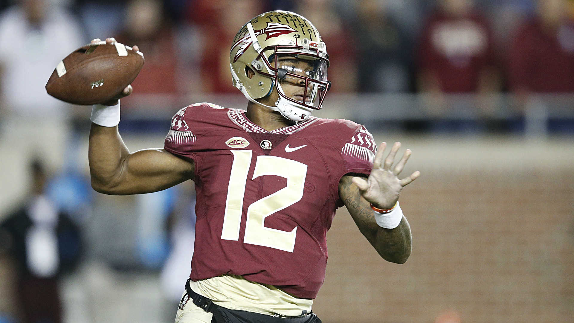 Deondre Francois involved in domestic incident, no charges filed