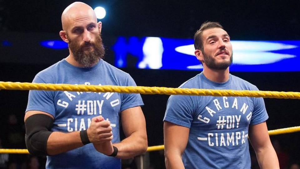 Thanks johnny gargano and tommaso ciampa for reminding me why i diy wwe wwe 52017 m4hsunfo