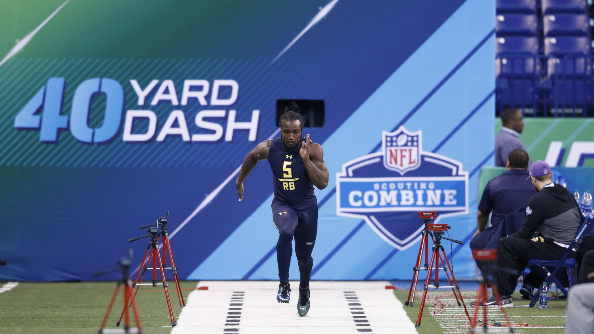 These Are The Combine's Most Athletic NFL Draft Prospects At Each Position