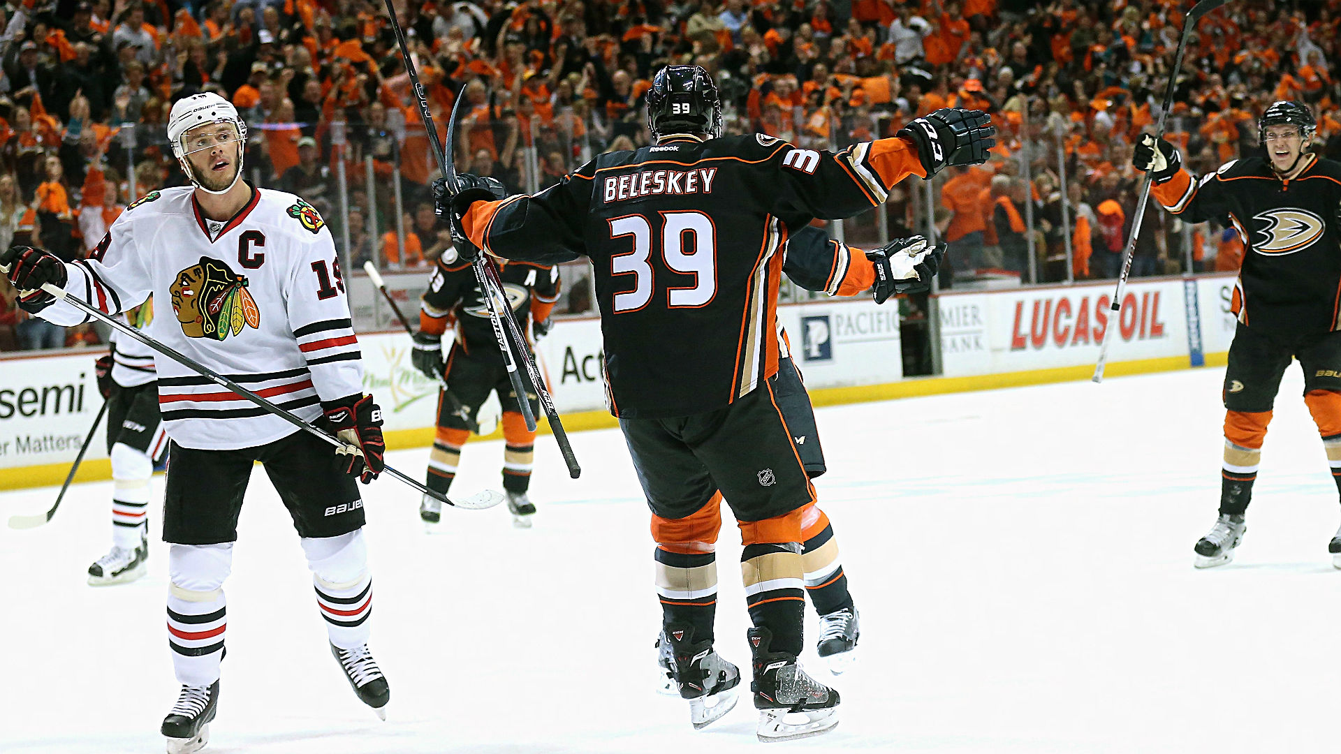 Blackhawks vs. Ducks Game 2 — Chicago needs stars to awaken