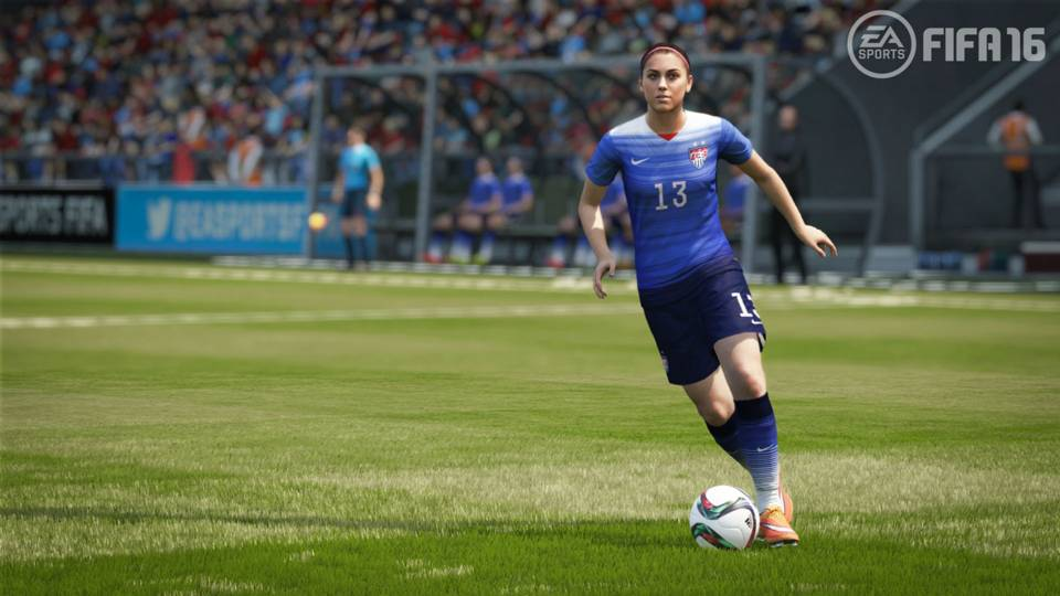 Znalezione obrazy dla zapytania FIFA 16