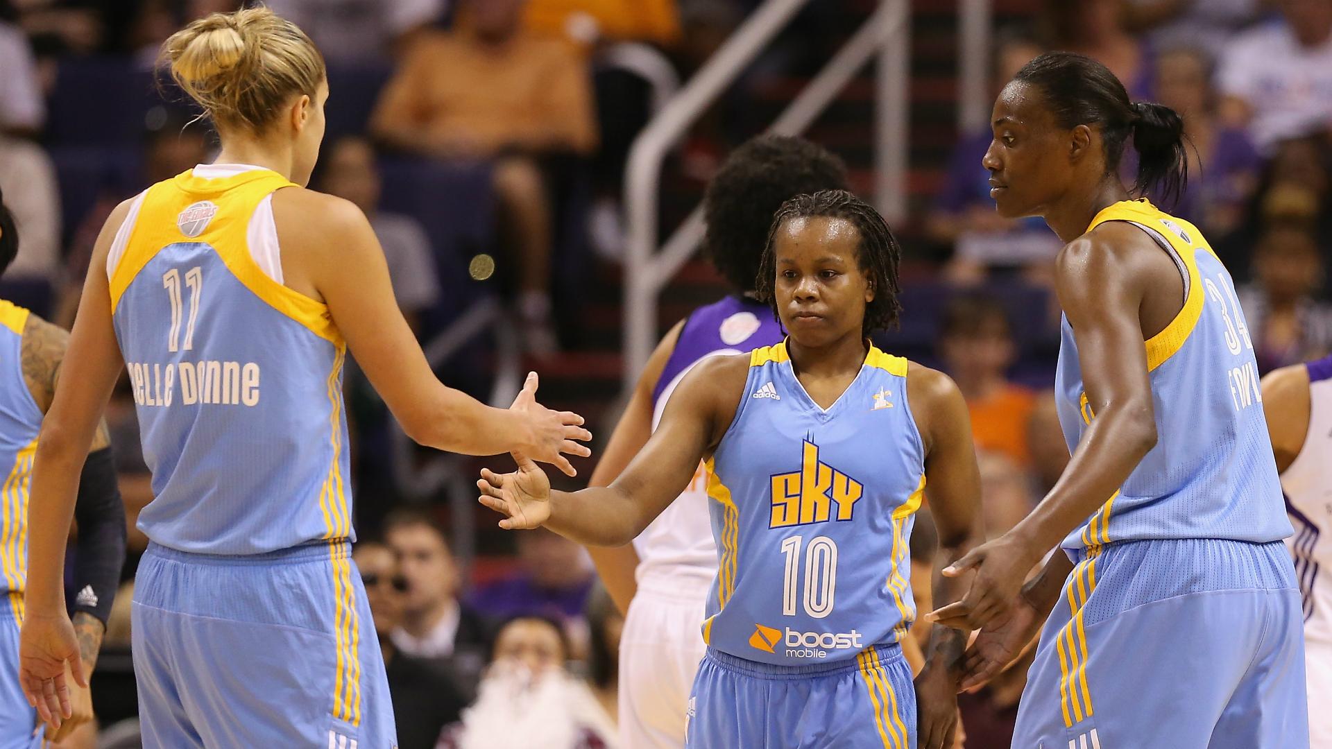 As superstar Sylvia Fowles demands a trade, Sky see no limit in WNBA season