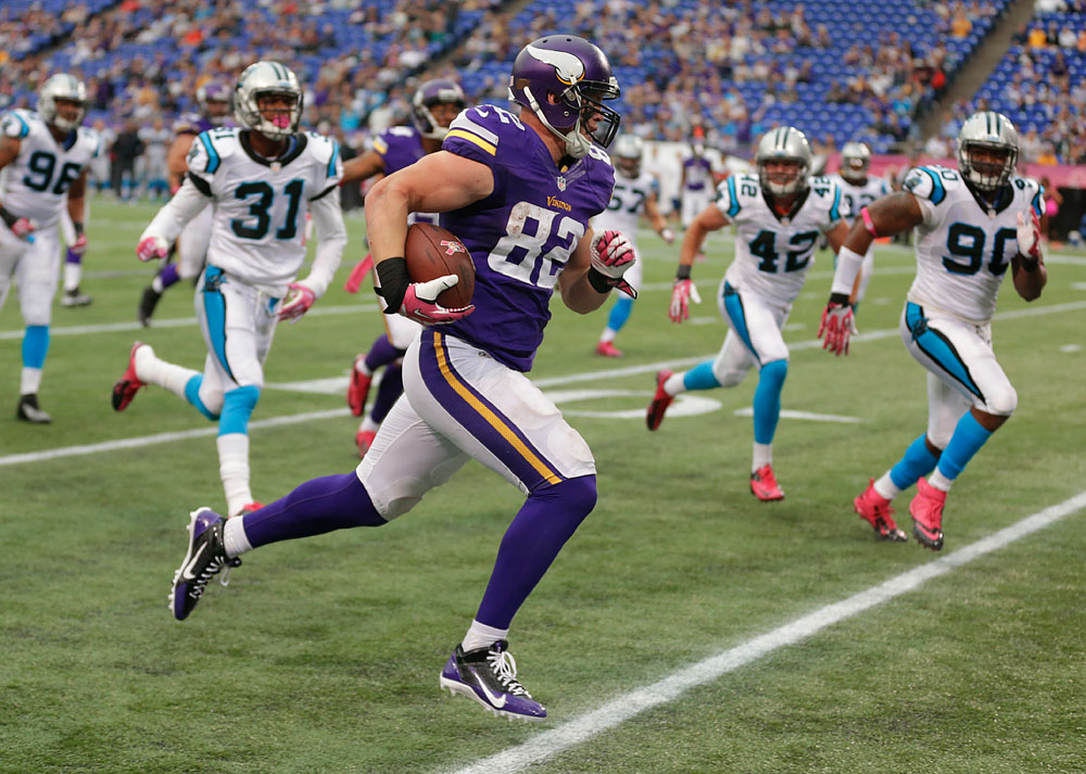 Fantasy Football Rankings: Top TEs for 2014