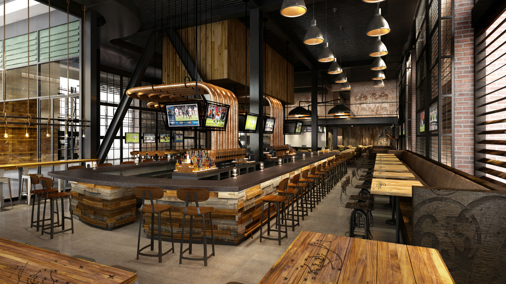 New Pub Coming To Lambeau Field NFL Sporting News