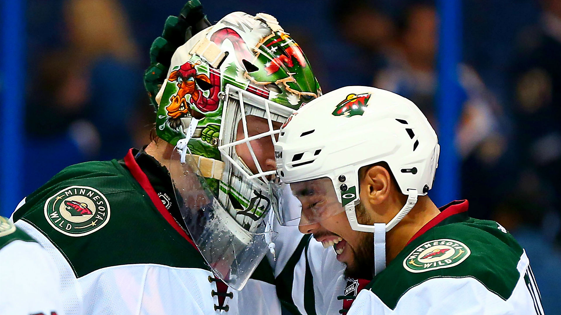 Stanley Cup playoffs: Wild seek 2-0 lead over Blues; 3 ET start