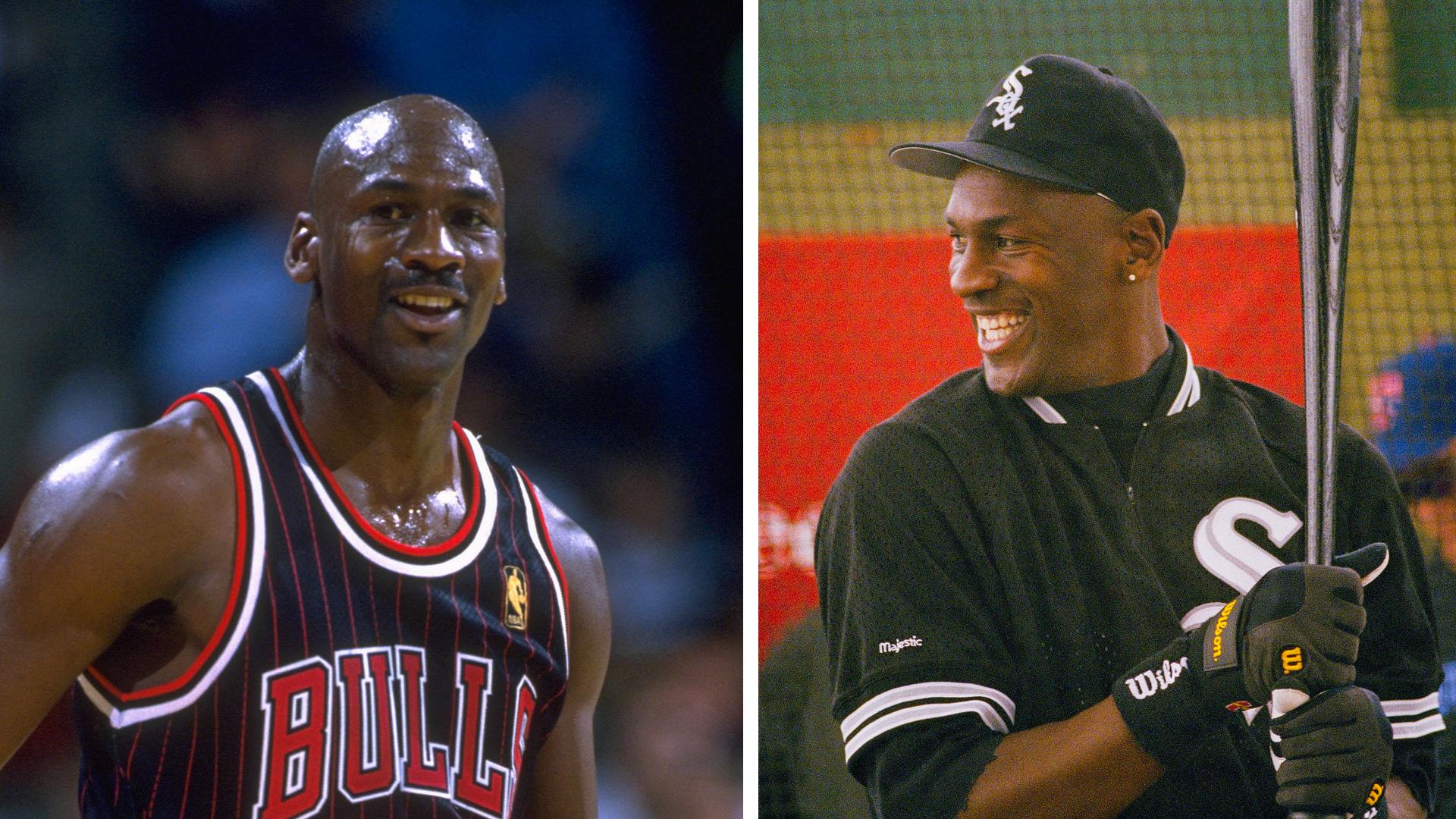 dcpcgm Be like Mike: 12 athletes who played basketball and baseball