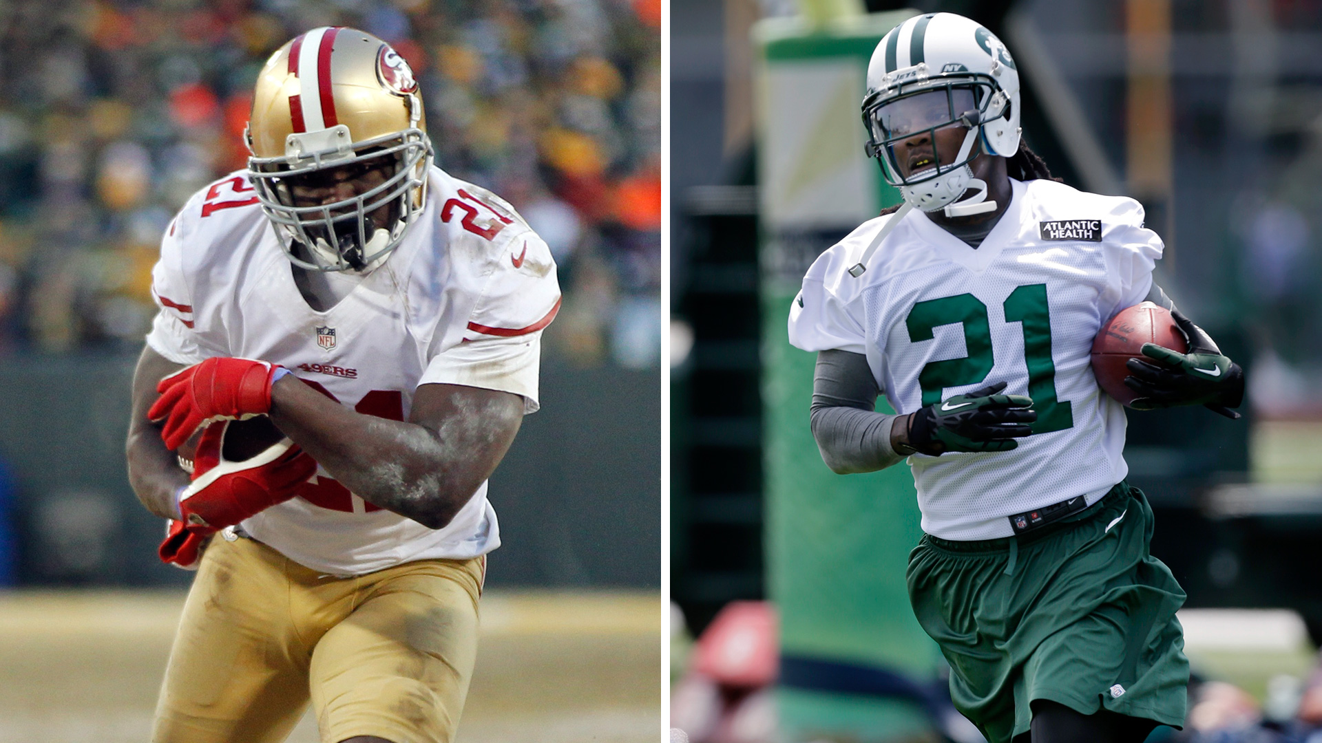 The Decider: Frank Gore vs. Chris Johnson